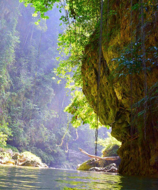 green canyon adventure