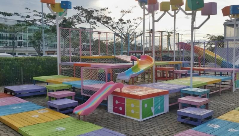 scientia square park tangerang banten