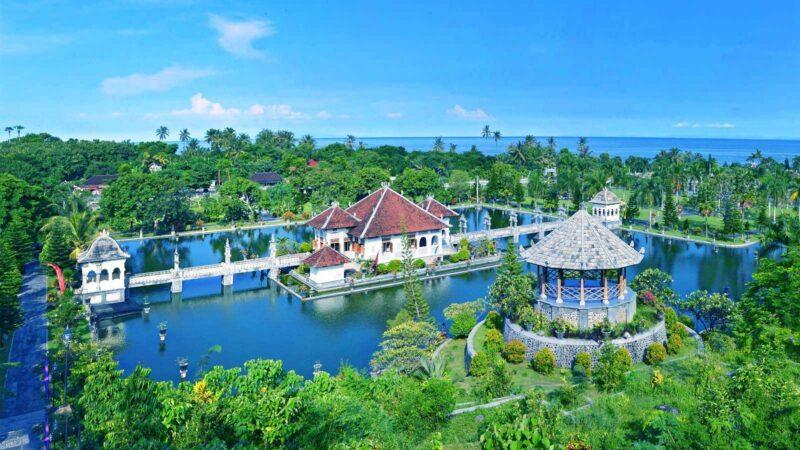 Taman Ujung di Bali Sangat Menakjubkan