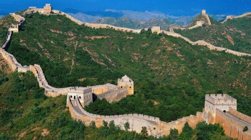 Tembok Besar China (Great Wall), Objek Wisata yang Sangat Ikonik